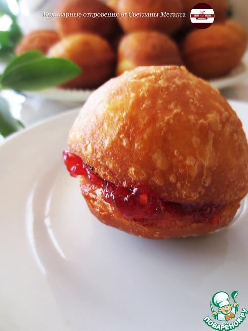 Как готовить Очень вкусные пончики рецепт приготовления с фото #15