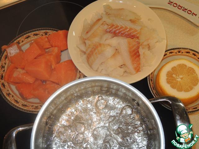 Рыбные котлеты в ореховой панировке простой рецепт с фото #1