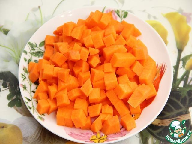 Как готовить рецепт с фото Пряные овощи с рисом #3