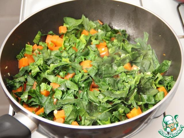 Как готовить рецепт с фото Пряные овощи с рисом #6