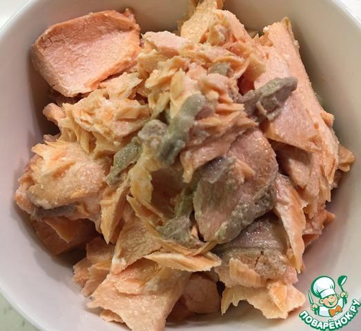 Как готовить Суп с форелью и кус-кусом в мультиварке вкусный пошаговый рецепт с фотографиями #6