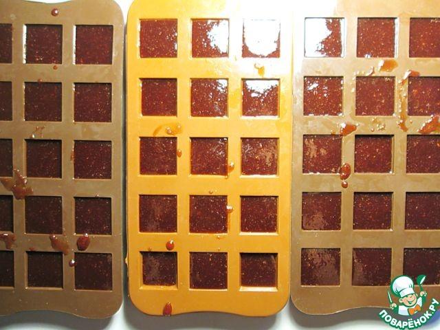 Готовим Ягодно-медовый мармелад домашний рецепт с фото #4