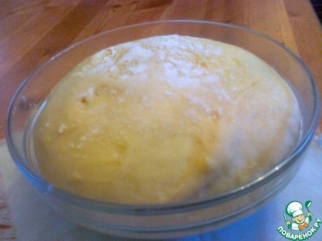 Готовим Сдобная коса на пшеничной закваске домашний рецепт с фото пошагово #10