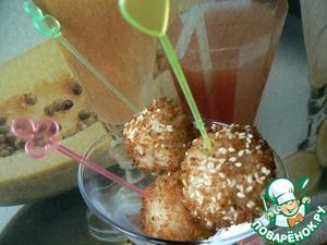 Рецепт Рисовые шарики с сюрпризом