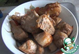 Жареное мясо вкусный рецепт с фото на Новый Год