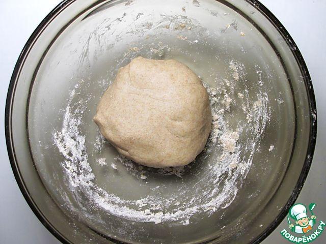 Как готовить рецепт с фото Хлебцы с разными добавками #2