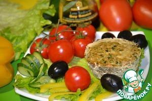 Рыбно-овощное суфле вкусный рецепт с фотографиями как готовить