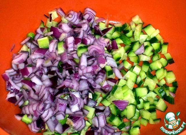 Как приготовить Тартар из лосося домашний рецепт с фотографиями пошагово #2