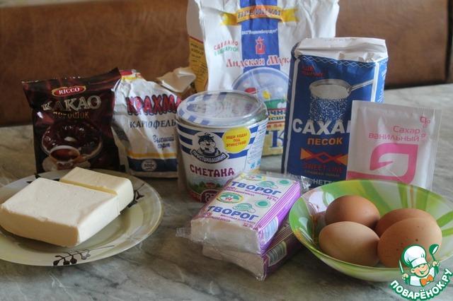"""Готовим Тортик """"Торфяной"""" вкусный пошаговый рецепт приготовления с фотографиями #1"""