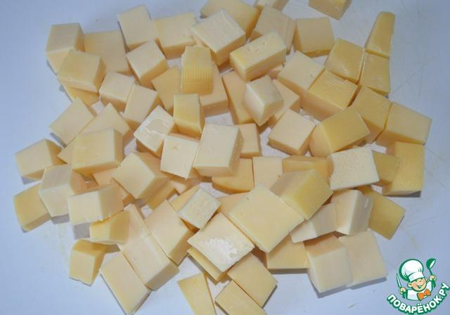 Маринованный сыр вкусный рецепт приготовления с фото #1