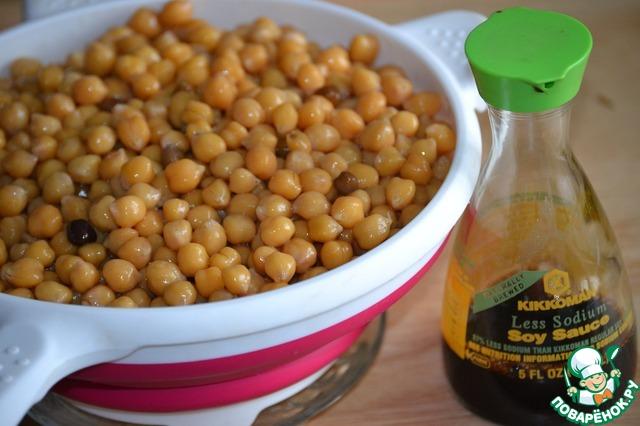 Как готовить Нутовые хрустики вкусный рецепт приготовления с фотографиями пошагово #1