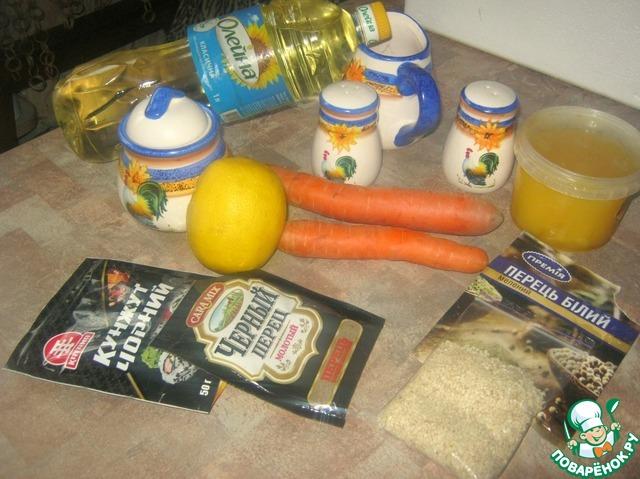 """Как готовить Тонус-салат """"Домино"""" рецепт приготовления с фото пошагово #1"""