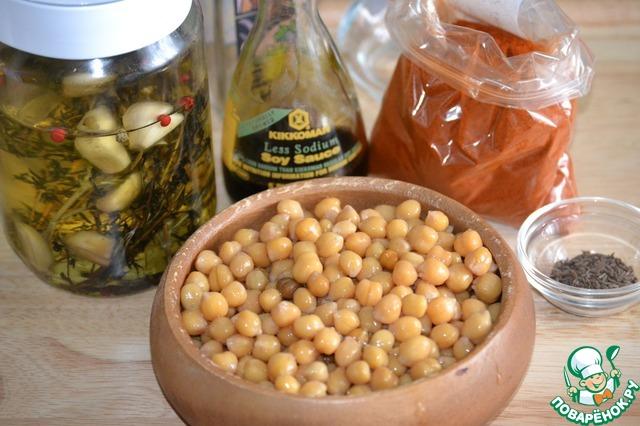 Как готовить Нутовые хрустики вкусный рецепт приготовления с фотографиями пошагово #2
