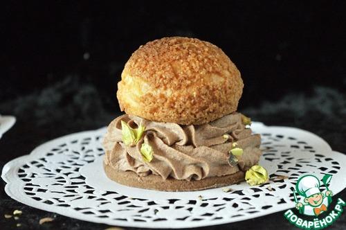 """Десерт """"Эль Пакито"""" рецепт приготовления с фотографиями пошагово #25"""