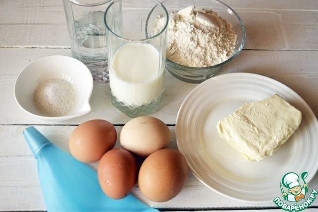 """Десерт """"Эль Пакито"""" рецепт приготовления с фотографиями пошагово #17"""