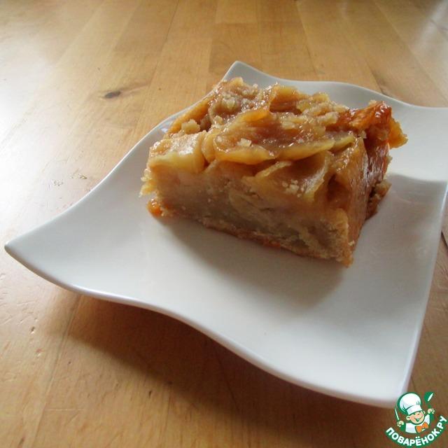 Яблочные пироги фото рецепты с фото