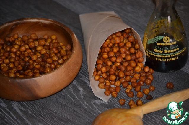 Как готовить Нутовые хрустики вкусный рецепт приготовления с фотографиями пошагово #5