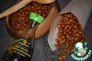 Как готовить Нутовые хрустики вкусный рецепт приготовления с фотографиями пошагово на Новый Год