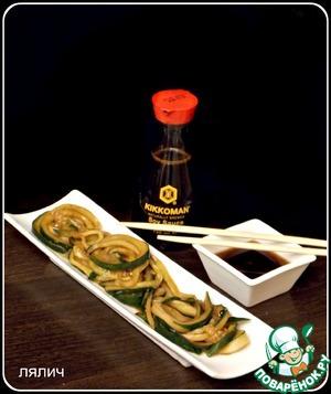 Как приготовить Японский огуречный салат