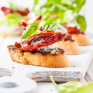 Закусочные тирамису с вялеными томатами пошаговый рецепт с фото как готовить