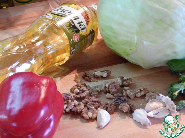 Паштет из капусты и перца домашний рецепт приготовления с фото пошагово как готовить #1