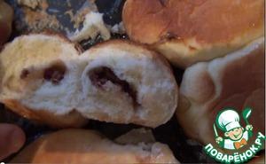 Рецепт Пирожки из сдобного опарного дрожжевого теста