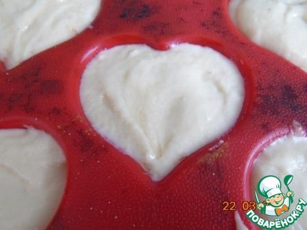Как готовить рецепт с фотографиями Кекс с орешками на кефире #4