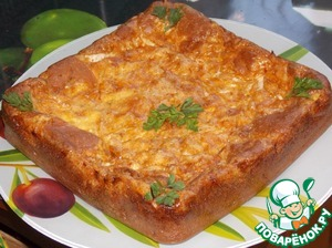 Рецепт Пирог капустник
