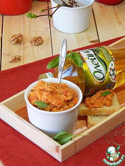 Паштет из капусты и перца домашний рецепт приготовления с фото пошагово как готовить #9