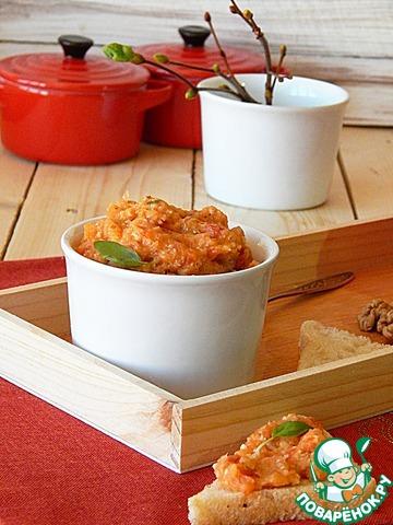 Паштет из капусты и перца домашний рецепт приготовления с фото пошагово как готовить #8