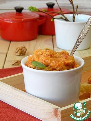 Паштет из капусты и перца домашний рецепт приготовления с фото пошагово как готовить на Новый Год