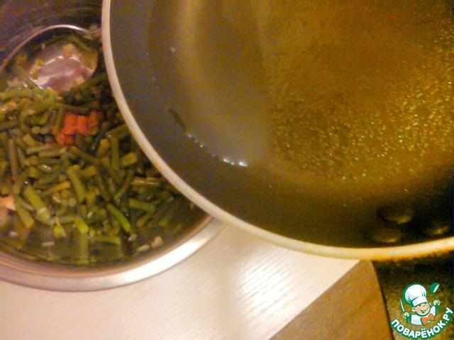 Стрелки чеснока по-корейски простой рецепт с фото пошагово готовим #6