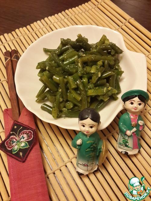 Стрелки чеснока по-корейски простой рецепт с фото пошагово готовим #7