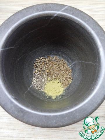 Форель, запеченная с пряностями домашний рецепт приготовления с фото пошагово готовим #3