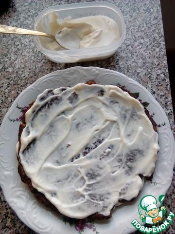 Торт из говяжьй печени домашний рецепт с фото пошагово #7