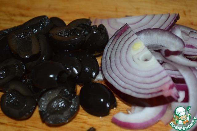 Готовим Сочная куриная грудка-гриль с марокканским салатом простой рецепт с фотографиями #5