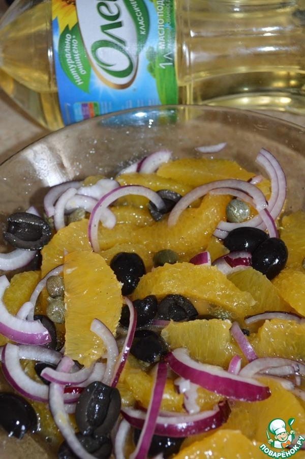 Готовим Сочная куриная грудка-гриль с марокканским салатом простой рецепт с фотографиями #6
