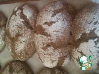Порционный ржаной заварной хлеб на закваске ингредиенты