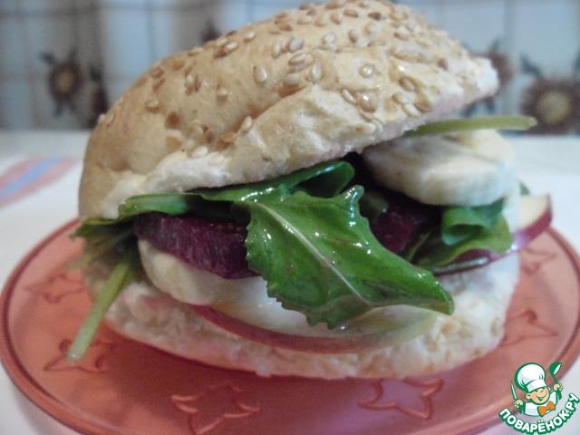 Полезный бутерброд домашний рецепт с фотографиями пошагово #5