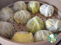 Капустные шарики ингредиенты