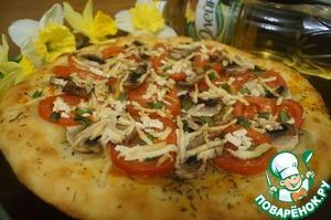 Как готовить Пицца