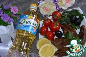Готовим Нежная печень-гриль вкусный рецепт приготовления с фото