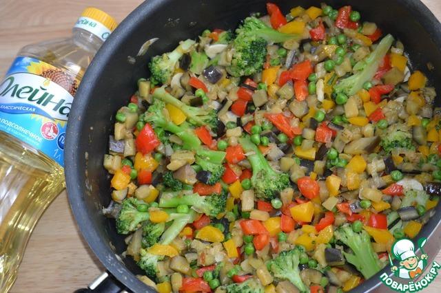 Рыба с овощами в конверте домашний рецепт приготовления с фотографиями готовим #3