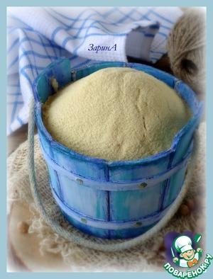 Как готовить Нутовая мука для сладкой выпечки вкусный рецепт приготовления с фото