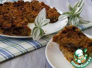 Как приготовить домашний рецепт приготовления с фото Овощная запеканка с фасолью на Новый Год