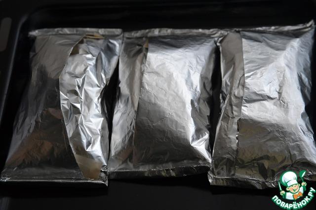 Рыба с овощами в конверте домашний рецепт приготовления с фотографиями готовим #9