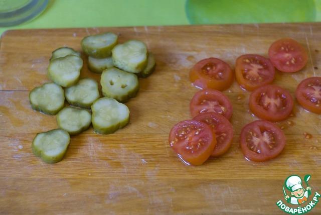 Мини-гамбургеры для детей и взрослых рецепт приготовления с фотографиями пошагово готовим #23