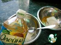 Мадленки с ананасом и палочки с луком ингредиенты