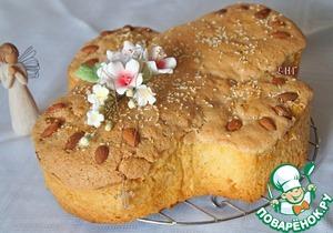 Рецепт Итальянский пасхальный кекс