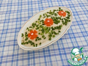 Рецепт Сельдь в сметанном соусе